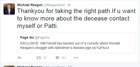 Reagan Tweet 2
