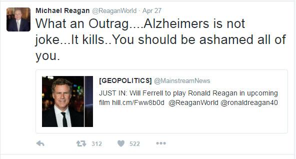 Reagan Tweet